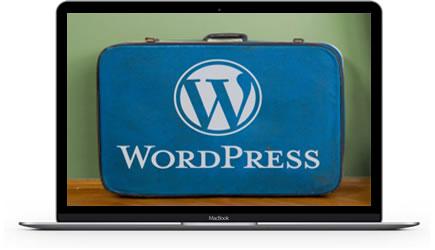 Migración de contenidos a wordpress